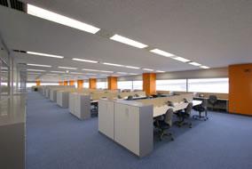 改善されたオフィス環境